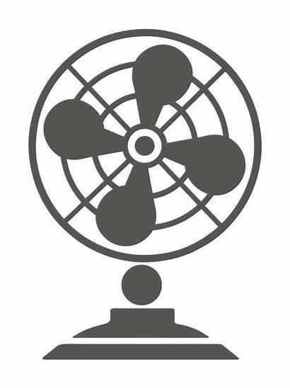 Fan Electric Clip Illustrations Vector Returned Zero