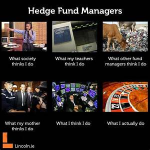 Hedge Fund Manager meme funny Lincoln Recruitment ...