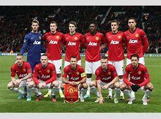 Manchester United 20122013 squad wallpaper Manchester