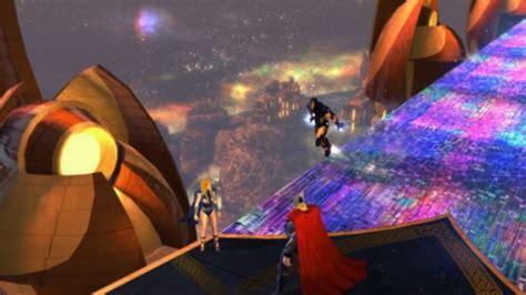 heavens  marvel heroes   asgard pcgamesn