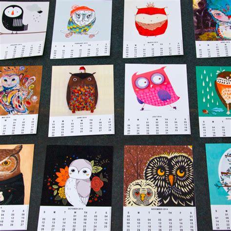 kalender zum selber basteln ein toller eulenkalender zum selbst ausdrucken