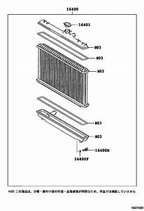 Radiator  U0026 Water Outlet For 1998