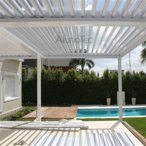 Pergola Mit Dach by Louvered Pergola Roof Kits Buy Pergola Cover Pergola