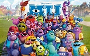 Eccentric Eclectic Woman: Monsters University Movie Review
