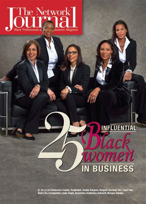 """The Network Journal Announces Its 16th Annual """"25 ..."""
