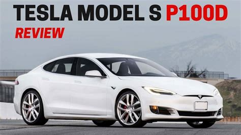 New 2017 Tesla Model S P100d Update A New Face And