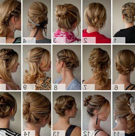 easy pretty hairstyles for hair best hair styles