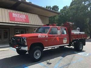 Ford F350 Crew Cab 4x4  1986    Emergency  U0026 Fire Trucks