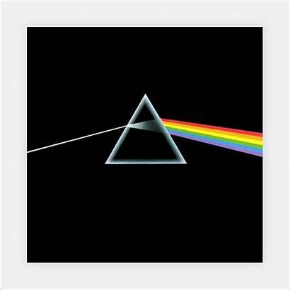 Album Moon Famous Artwork Dark Pink Floyd