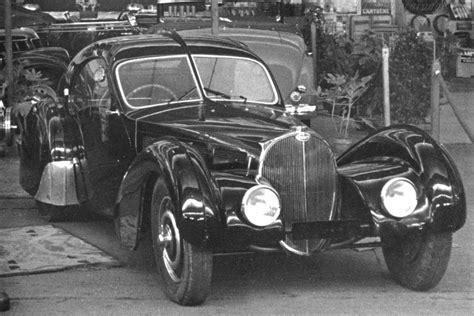 bugatti type  sc atlantic coupe chassis