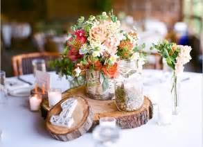 country wedding table decorations rustic wedding reception decoration ideas