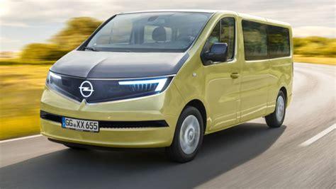 Opel Movano Facelift 2019 Motor Ausstattung by Opel Vivaro 2019 Moto