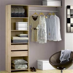 Dressing Leroy Merlin Modulable : kit dressing modulable id es de ~ Zukunftsfamilie.com Idées de Décoration