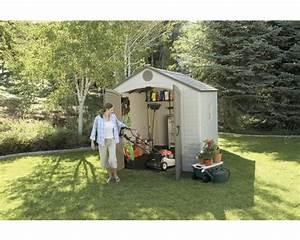 Abri De Jardin Plastique : abri de jardin en plastique classic line 305x244 cm ~ Edinachiropracticcenter.com Idées de Décoration