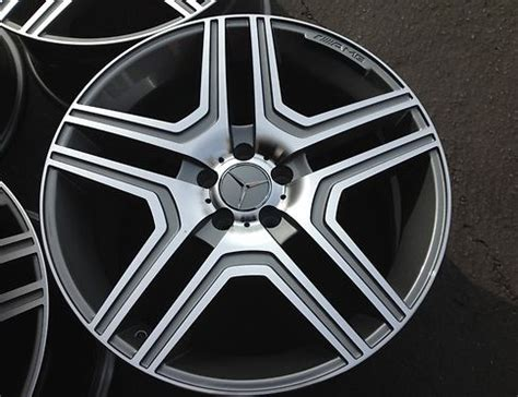mercedes benz jeep 6 wheels aliexpress com buy 22 quot amg g63 style wheels rims fits