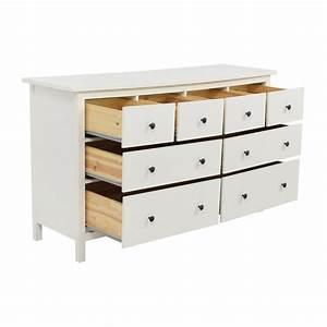 Ikea Hemnes Nachttisch : 43 off ikea ikea hemnes eight drawer dresser storage ~ Eleganceandgraceweddings.com Haus und Dekorationen