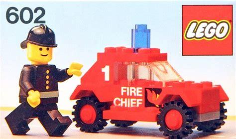 fire chiefs car brickset lego set guide
