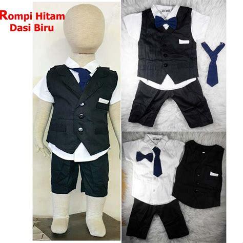 jual baju bayi anak laki laki setelan baju pesta kondangan