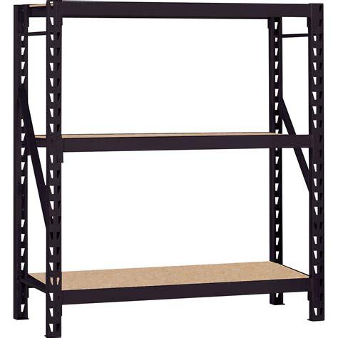 industrial storage racks edsal heavy duty welded storage rack 60in w x 18in d x