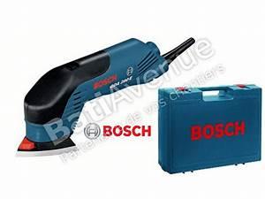 Ponceuse Bosch Pro : bosch outillage ponceuse delta gda 280 e professional ~ Voncanada.com Idées de Décoration