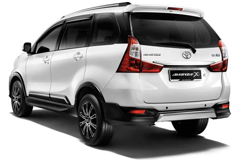 Toyota Avanza 2020 Philippines by Toyota Avanza 1 5x Introduced In Malaysia Rugged Looks