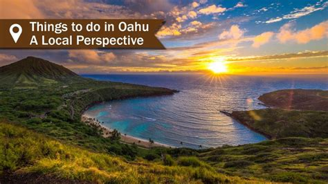 oahu things perspective local