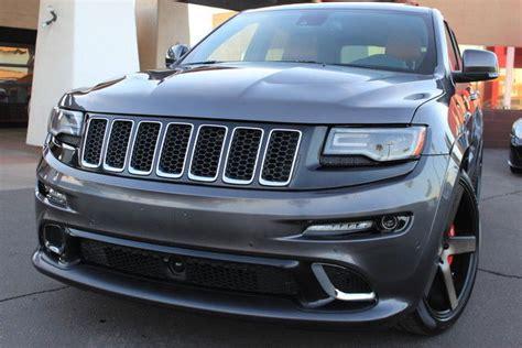 slammed jeep grand cherokee 2014 jeep grand cherokee srt8 super charged lowered