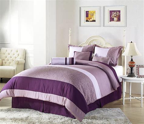 wide ranges  inspiring purple bedroom ideas