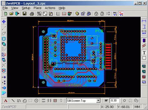 Top Free Pcb Design Software Gadgetronicx