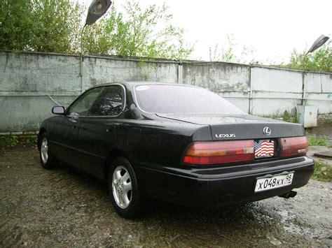 1994 Lexus Es300 Photos, 30, Gasoline, Ff, Automatic For Sale
