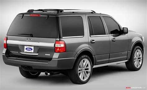 Ford Suv 2015 by Usa Ford Reveals 2015 Expedition Suv Autoconception