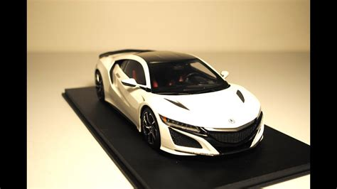 acura nsx 2017 by top speed 1 18 quot new quot youtube