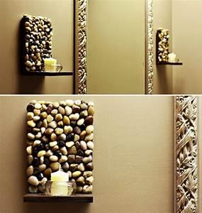 Wandgestaltung Selber Machen : basteln mit naturmaterialien 42 coole bastelideen ~ Lizthompson.info Haus und Dekorationen