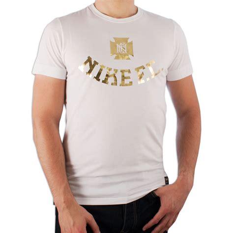 Kaos Tshirt Nike F C nike sportswear nike f c selecao t shirt wit sportus nl