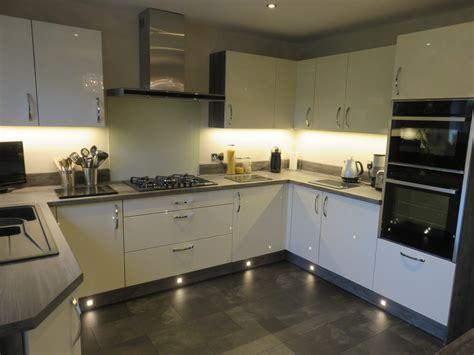 gloss ivory kitchen  jackson pine cabinets