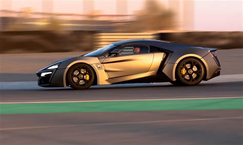 2018 W Motors Lykan Hypersport In 40 Amazing New