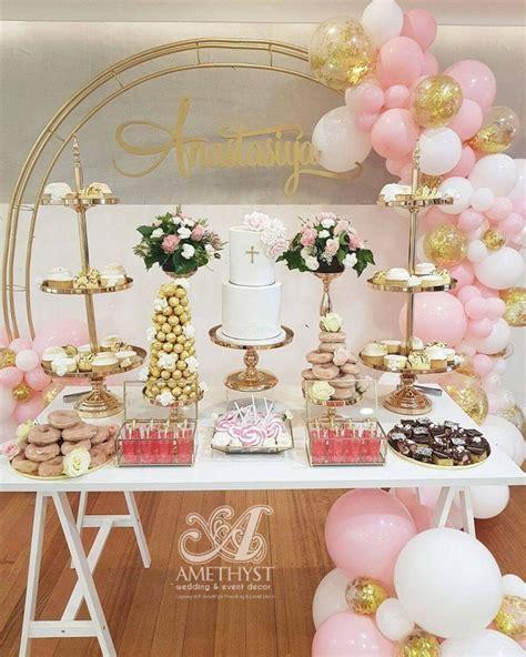 trims  gold dessert props package diy