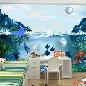 Large mural wallpaper for children room background wall ...