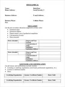 Simple Format Of Resume For Students by Student Resume Template 21 Free Sles Exles