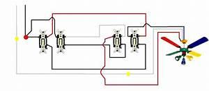 Hunter Ceiling Fan Diagram Wiring