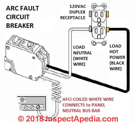 Afci Breaker Tripping When Any Load Attached Home