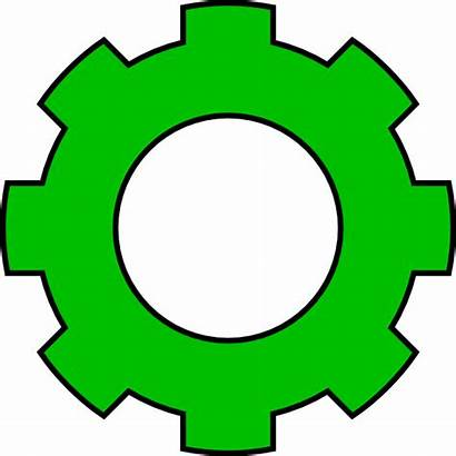 Gear Clipart Gears Clip Colorful Cog Transparent