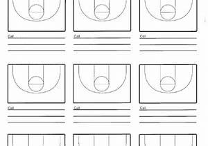 Nine Court Basketball Court Diagram  U2013 Hoop Coach