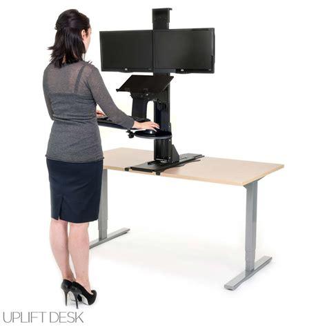 uplift standing desk australia sofa furniture kitchen convert desk to standing desk
