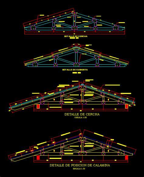 truss detail dwg detail  autocad designs cad