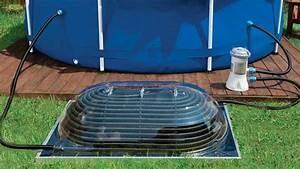 chauffage solaire piscine est ce vraiment interessant With faire un chauffage solaire pour piscine
