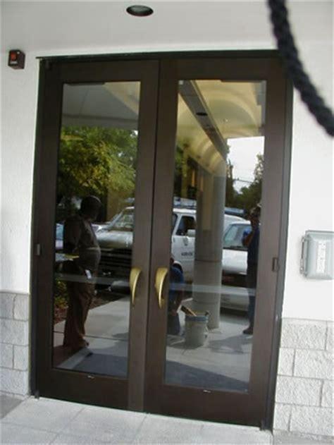 commercial glass doors  window repair  installation