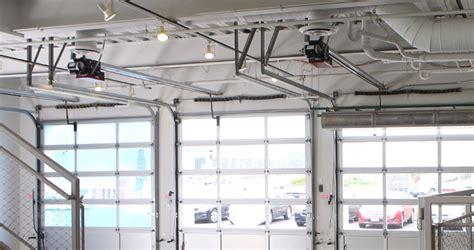 commercial garage door opener installation commercial garage door openers lancaster door service llc