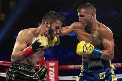 Lomachenko Linares Jorge Vasiliy Vasyl Boxing Pedraza