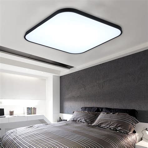led ceiling light flush mount dimming fixtures lamp